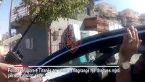 Tenton ti jap ryshfet policit, arrestohet drejtuesi i automjetit - Top Channel