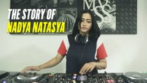 The Story of NADYA NATASYA ,  Miss POPULAR Pioneer DJ Hunt 2019