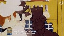 """""""Toulouse-Lautrec, l'insaisissable"""" (extrait du film de l'exposition)"""