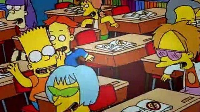 The Simpsons Season 8 Episode 19 - Grade School Confidential