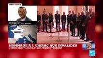 """Hervé Mariton, ancien ministre : """"Jacques Chirac aimait les gens et ils lui rendent bien"""""""