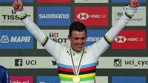 "Championnats du monde 2019 - Mads Pedersen : ""The best day of my life on a bike"""