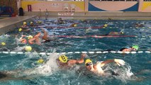 Caen. 180 concurrents osent se jeter dans le grand bain du triathlon