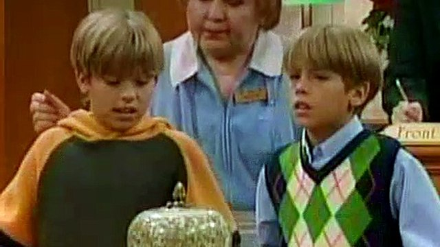 The Suite Life of Zack and Cody - 1x04 - Hotel Inspector