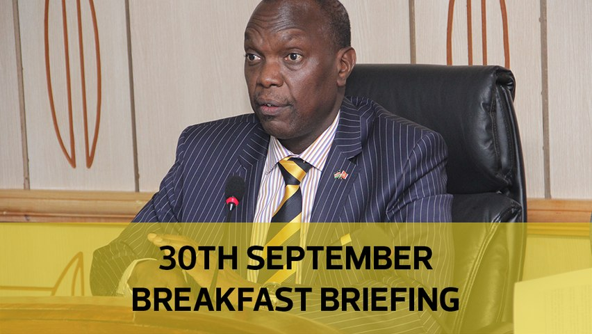 Harambees to get licence   Uhuru supports Mariga   Sex, Violence at Cohen divorce: Your Breakfast Briefing