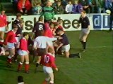 Rugby Union Five Nations 1991 - Scotland v Wales - Highlights