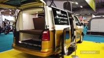 Salon des véhicules de loisirs : vans et camping-car attirent les foules