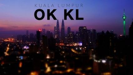 OK KL - Kuala Lumpur (Time lapse, Aerial, Tilt shift, 4k)