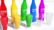Coca Cola 3D Magic Liquids for Kids