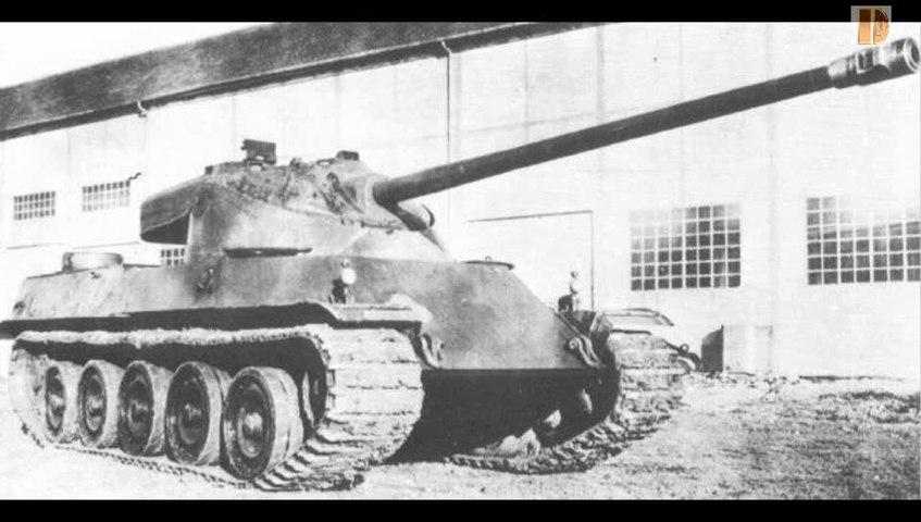 Blindés-64-AMX 50