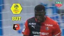 But Mbaye NIANG (19ème) / Olympique de Marseille - Stade Rennais FC - (1-1) - (OM-SRFC) / 2019-20