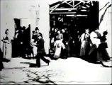 27. Exiting the Factory (1895) - first Projected Film - LOUIS LUMIERE - La Sortie des Usines a Lyon