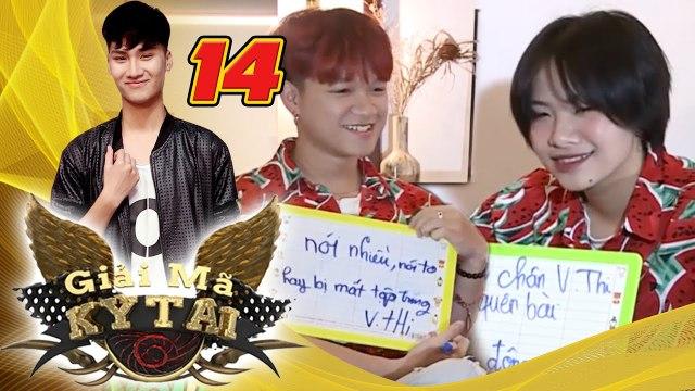 GIẢI MÃ KỲ TÀI #DLKT TẬP 14 FULL Winner lặng nhìn Việt Thi ôm soái ca sau kỷ niệm nhảy sút quần
