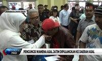 Pengungsi Wamena Asal Jawa Timur Dipulangkan ke Daerah Asal