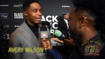 Avery Wilson at Black Music Honors