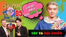 TÂY TA ĐẠI CHIẾN #GMTY #5 - Brian- Gái Việt thích dọa chia tay - Kyo & Bimax không quay lại người cũ