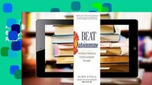 About For Books  Beat Autoimmune: The 6 Keys to Reverse Your Condition and Reclaim Your Health