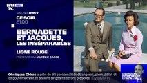 Quand Bernadette Chirac raconte comment elle a raté une omelette pour son mari