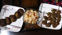 Navratri Special Vrat Recipe   Sabudana Ke Vada Kuttu ke aate ki pakodi Full Recipe   Boldsky
