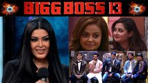 Bigg Boss 13: Rashami Desai,Siddharth Shukla, Dalljiet & others enter Salman Khan's show | FilmiBeat