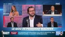 Quelle formule chiraquienne Édouard Philippe a-t-il utilisé lors de son discours à Guidel dans le Morbihan ?... Relevez le quiz du Président Magnien ! - 30/09