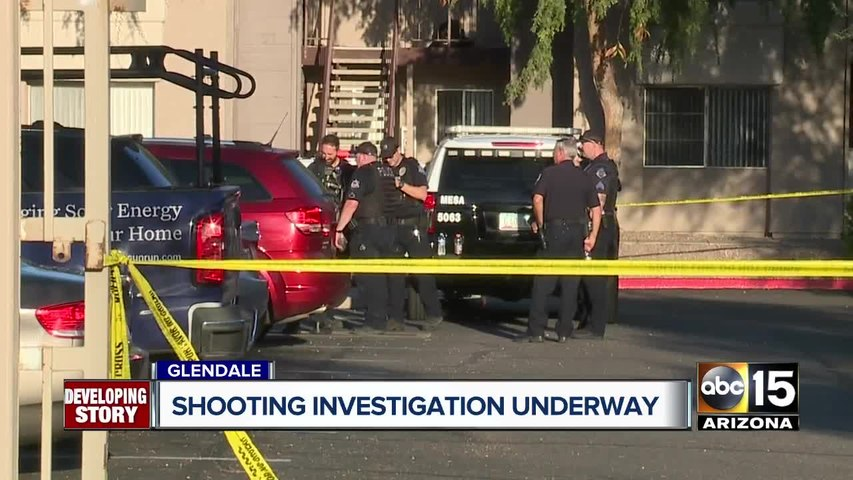 Man dies after being shot multiple times in Mesa Sunday night