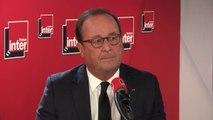 """François Hollande : """"La France est toujours paradoxale : elle veut des rois et elle leur coupe la tête, elle dégage les vivants et sacre les morts, elle est aussi bien dans la nostalgie que dans la recherche de la nouveauté"""""""