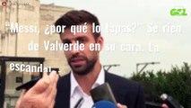 """""""Messi, ¿por qué lo tapas?"""" Se ríen de Valverde en su cara. La escandalosa juerga que ensucia el Getafe-Barça"""