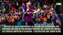"""""""Fichaje cerrado"""". Niega al Barça y a Messi y elige a Florentino Pérez y al Real Madrid"""