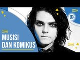 Profil Gerard Way - Vokalis My Chemical Romance