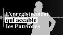 """""""Dépense louche"""" : un échange téléphonique accable les Patriotes"""