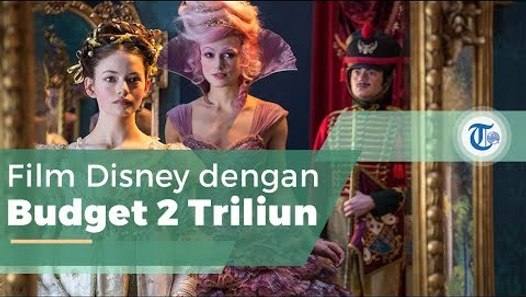 The Nutcracker And The Four Realms Film Disney Tahun 2018 Video Dailymotion