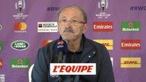 Brunel «On a choisi de faire débuter Machenaud cette fois-ci» - Rugby - Mondial - Bleus