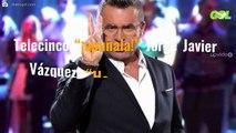"""Telecinco """"¡apuñala!"""" Jorge Javier Vázquez: """"Hay fichaje"""" (y es bestial)"""
