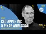 Profil Steve Jobs - CEO Apple Inc & Pixar Animation
