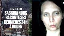 Incendie de l'usine Lubrizol à Rouen : une habitante raconte ses dernières 24 heures