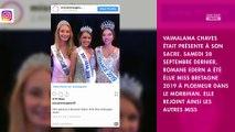 Miss France 2020 : qui est Romane Edern, la nouvelle Miss Bretagne ?