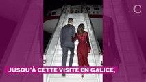 PHOTOS. Juan Carlos : l'ex-roi d'Espagne fait sa première sortie depuis son opération du cœur