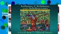 [Doc] Infants, Children, and Adolescents (Berk, Infants, Children, and Adolescents)