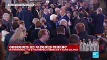 """Obsèques de Jacques Chirac : """"Bernadette Chirac présente aux Invalides mais sûrement pas à Saint-Sulpice"""""""