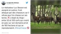 Normandie. Des chasseurs contre Luc Besson : l'audience renvoyée au 4 novembre