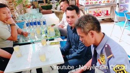 Vụ Việt Kiều xúc phạm người lớn tuổi- Bị Công An xử phạt và đến tận nơi xin lỗi các chú Bảo Vệ