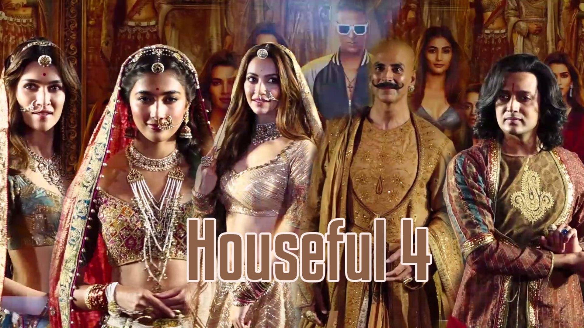 Housefull 4 Trailer Launch Complete Video Hd Akshay Kumar Riteish Deshmukh Bobby Deol Video Dailymotion