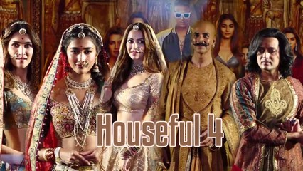 HOUSEFULL 4 Trailer Launch Complete Video HD
