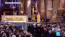 """Obsèques de Jacques Chirac : """"Adieu et merci monsieur Chirac"""", le discours de l'archevêque de Paris"""