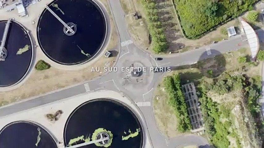 L'usine Seine Valenton