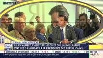 """""""Le modèle social, comptable, d'Emmanuel Macron n'est pas viable"""", Julien Aubert - 30/09"""
