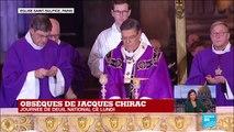 """Obsèques de Jacques Chirac : Alain Juppé, une  """"fidélité"""" et une """"loyauté"""" envers l'ancien président"""