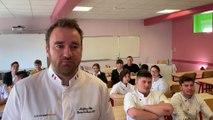 Trois questions au cuisinier Matthieu Otto, 6e au Bocuse d'or, après son passage à Dieuze