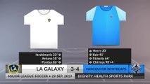 Match Review: LA Galaxy vs Vancouver Whitecaps on 29/09/2019